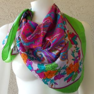 Vintage Honey Spring Trend Scarf